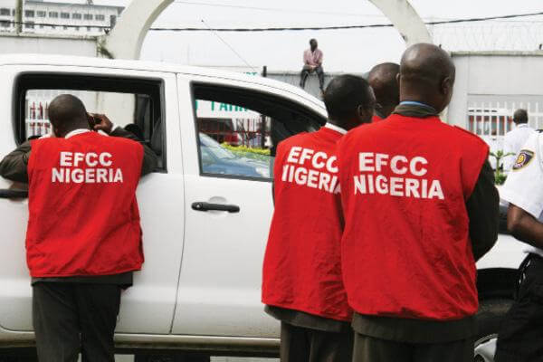 EFCC, Transparency International,
