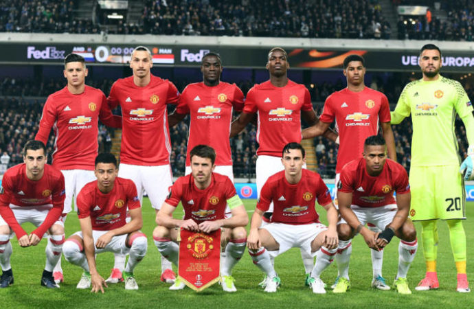 Manchester United, Garry Neville, Rashford