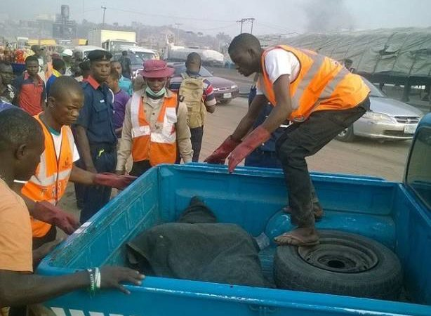 frsc, accident,Ogun State, Omi River,