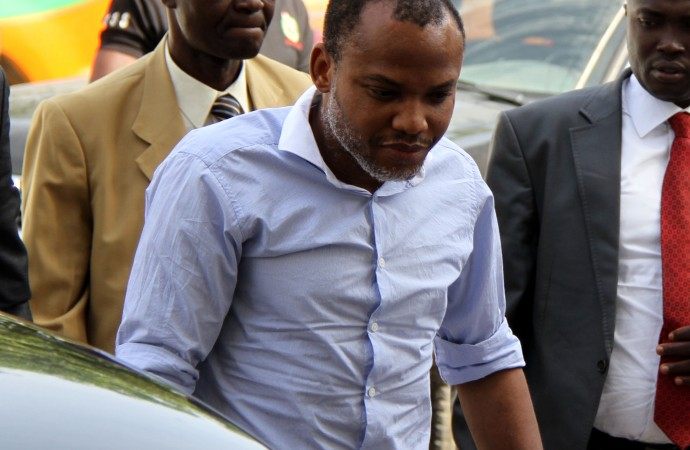 Nnamdi Kanu, IPOB, Court