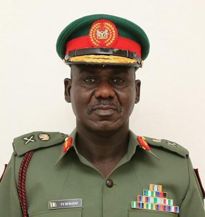 Army, Buratai Tukur, Boko Haram