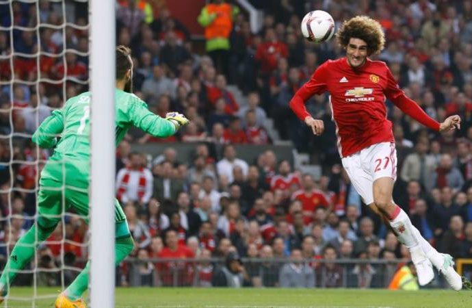 Marouane Fellaini, Manchester United,
