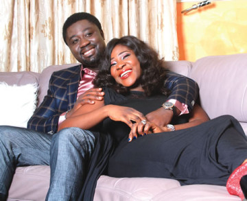 Mercy Johnson Okojie, Pregnancy,