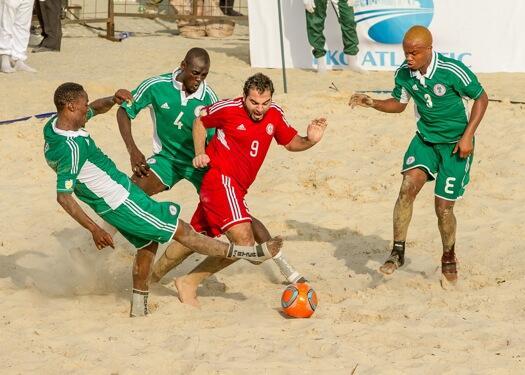 Image result for Nigeria's Super Sand to return Friday
