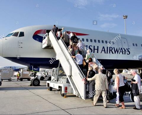 IAG, British Airways,