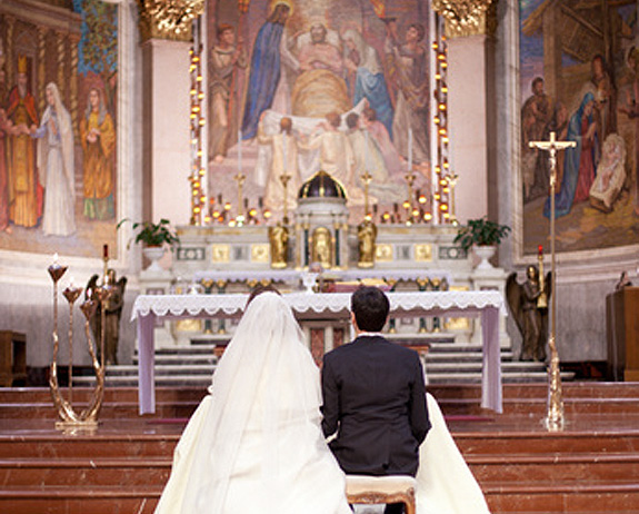 WHY IT'S HARD TO GET A DIVORCE IN CATHOLIC CHURCH