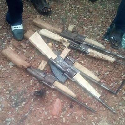 weapons-found-in wrecked-car in Kaduna, El-Rufai set to probe