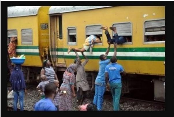 NRC, Railroad, Train, Lagos
