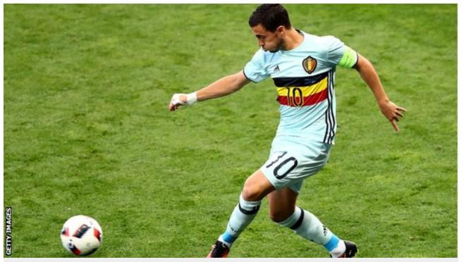 Hazard Belgium