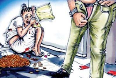 rape, police, minor, Kano,,