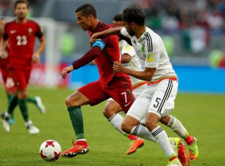 Portugal v Mexico - FIFA Confederations Cup Russia 2017