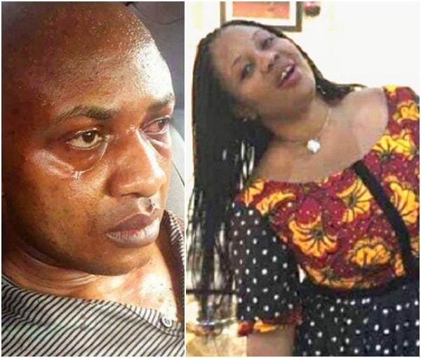 Image result for Rich Kidnapper Evans  and wife