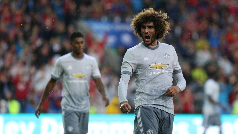 Fellaini, Manchester United, EPL, Shearer