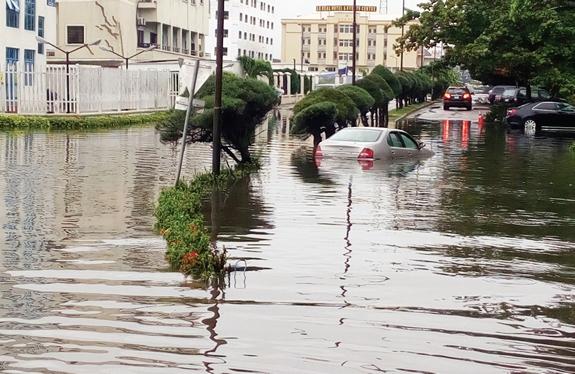Flood, Bayelsa