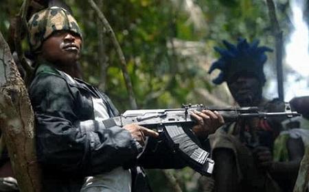 Gunmen, Benue