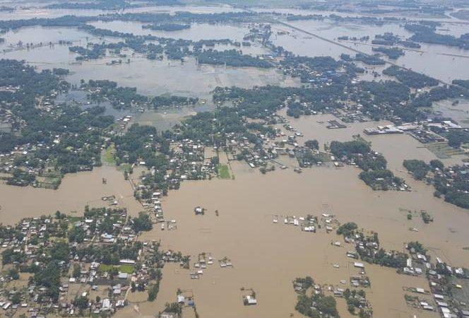 Flood, Adamawa,