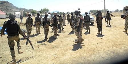 Army, SSS, DSS, Zamfara, Uthman Abubakar,