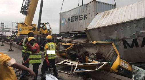Container, Lagos, LASEMA,