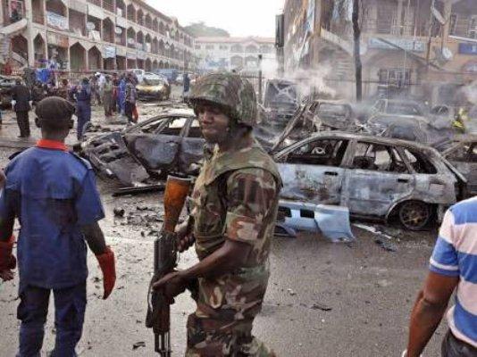 Army, bomb blast