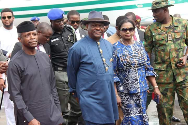 APC, PDP, River state, Nyesome Wike,