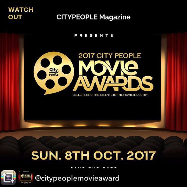 Repost from citypeoplemovieaward using RepostRegramApp  Save the dateThe biggesthellip