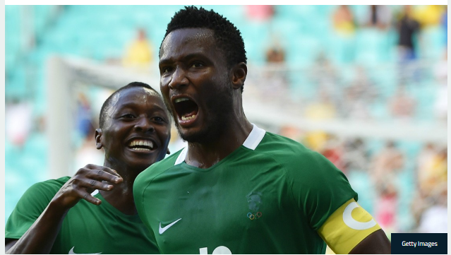 Mikel Returns for Argentina friendly