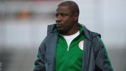 NFF, Super Eagles assistant coach, Salisu Yusuf