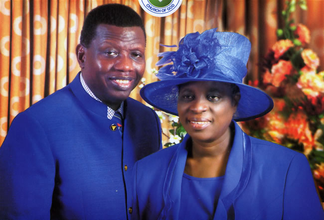 Pastor EA Adeboye, RCCG, Civil War