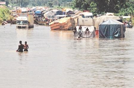 Flood, Gombe