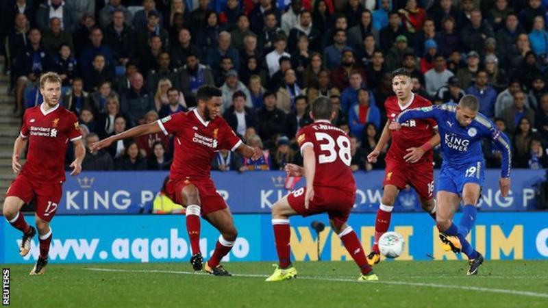 slimani vs Liverpool, Chamberlain