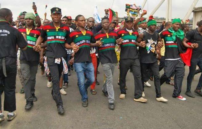 IPOB, Police, Army, Nnamdi Kalu,