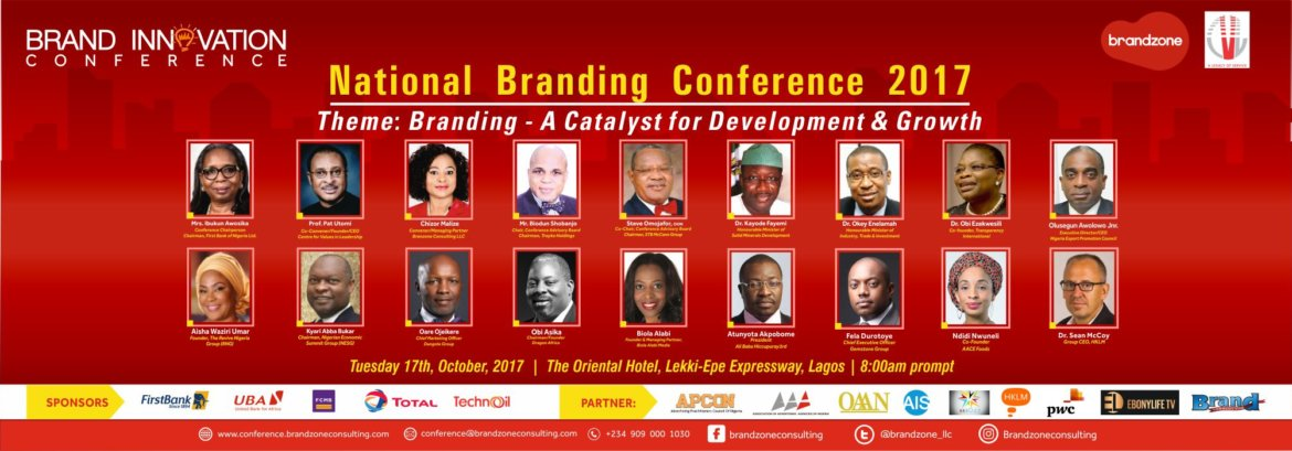 National Branding Conference, Fela Durotoye