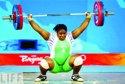 Nigerian Weightlifting