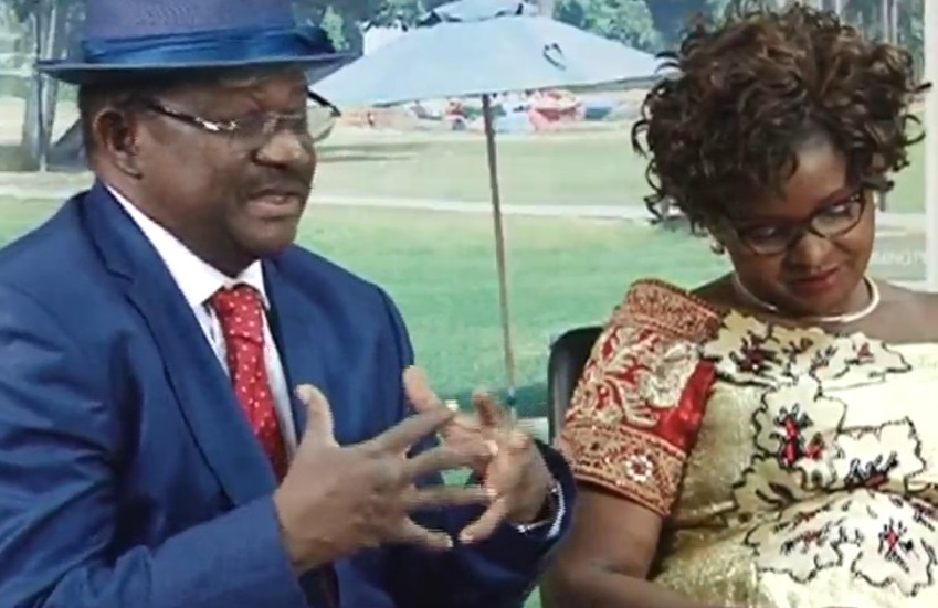 Image result for bisi olatilo and wife