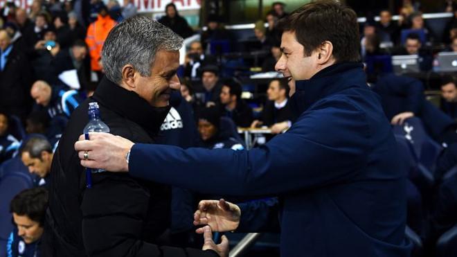 pochetino vs mourinho