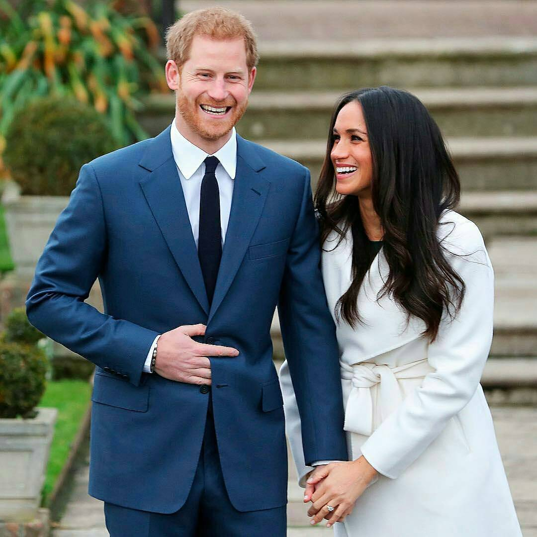 Prince Harry, Meghan Markle,