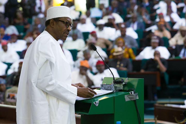 Buhari, 2020 Budget Proposal, NASS, Senate,