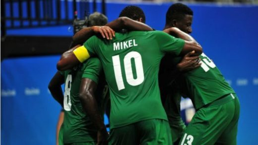 Super Eagles, NFF