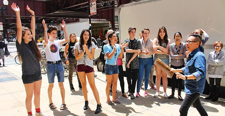 Fashion Design Summer Camps Vancouver