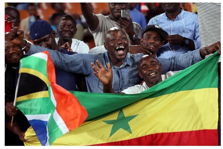 Senegal, World cup