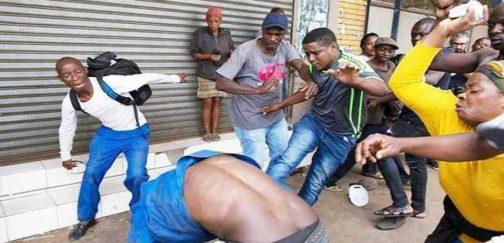 South-Africa, xenophobia, Nigerians, NUSA,