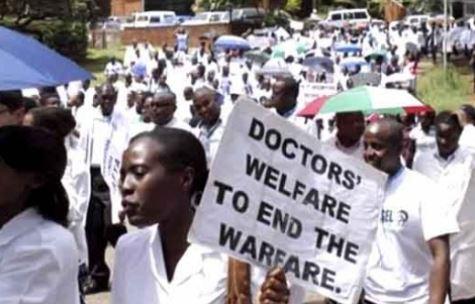 Kaduna, Doctors strike, COVID-19, Gov Nasir El-Rufai,