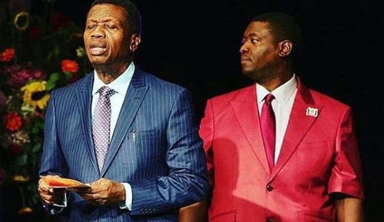 Pastor Adeboye, Leke Adeboye