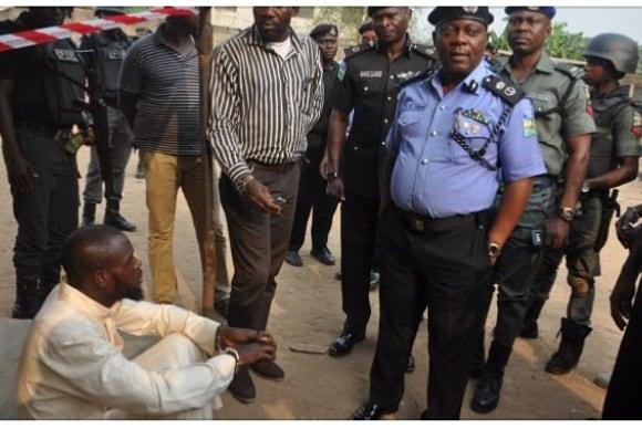 Police, Lagos, Cultists, Badagry