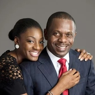 Pst Poju Oyemade and Wife