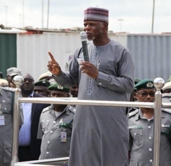 'Nigeria Customs Services, Employment,
