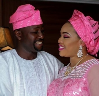 Nollywood actress Mosun Filani celebrates 6th wedding anniversary  todayhellip