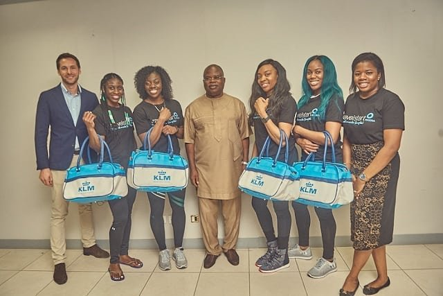 Travelstart rallies supports for Nigerian Bobsled amp Skeleton Team Chargeshellip