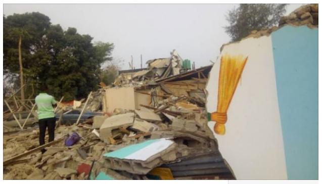 Kaduna Demolition