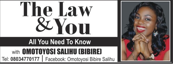 Law & You Column
